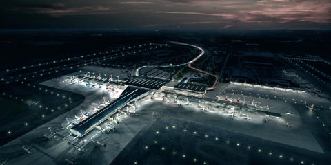 Steady growth in traffic at Oslo Airport in January