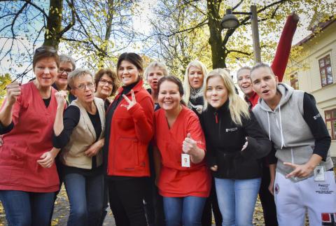Toppbetyg för hemtjänsten i Alingsås