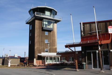 Jätteökning av antalet charteravgångar från Skellefteå Airport