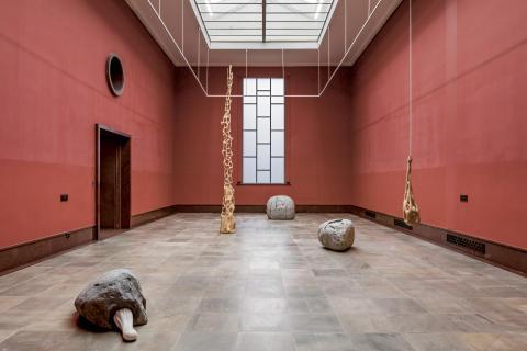 Mattias Härenstam Installasjonsfoto fra Vigelandsmuseet 2016