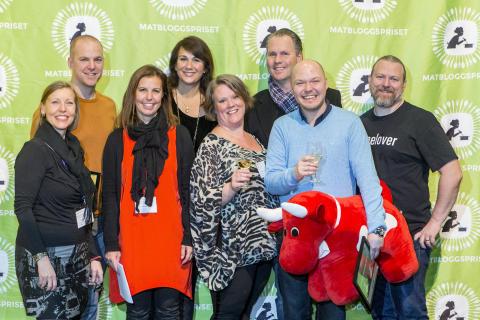 Årets vinnare i Matbloggspriset 2014