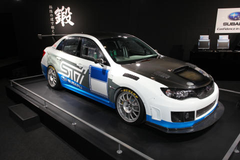 Subaru STI tS
