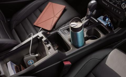 Mittkonsol i nya Ford Escape blir ännu större