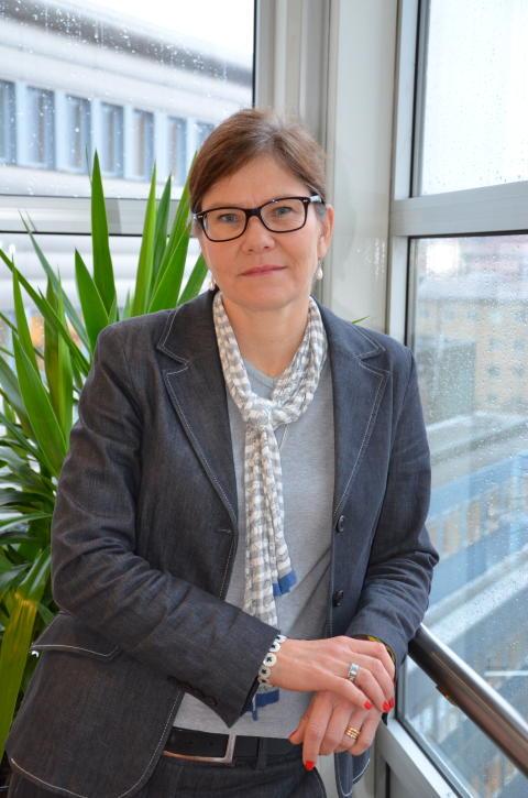 Åsa Elm, kommunikationschef