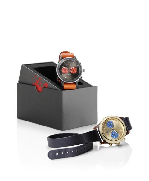 Klockor från supersuccén TRIWA i Rädda Barnens webshop