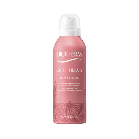 Kuva Biotherm Bath Therapy Cleansing Foam