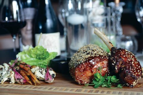VLV Restaurant – Festive Offerings to Herald in the New Year