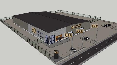 XL-BYGG öppnar ny bygghandel i Lidköping våren 2018