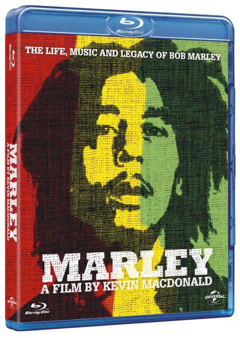 Marley på blu-ray™ och DVD 15 augusti