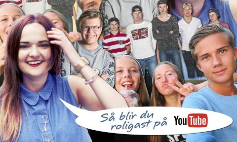 Träffa framgångsrika Youtubers i Härnösand