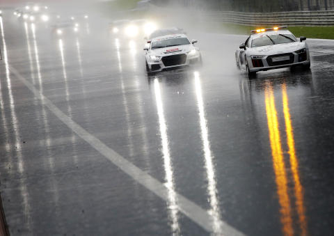 Audi Sport TT Cup Spielberg 2015 safety car