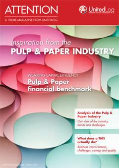 Pappers- och massaindustrin har stora vinstpotentialer trots bister omvärld