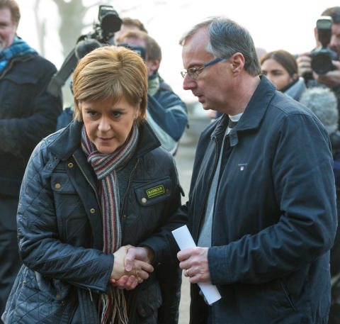 Financial help available to flood-hit Scottish farmers