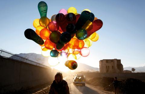 Afghan Tales Untitled by Fardin Waezi