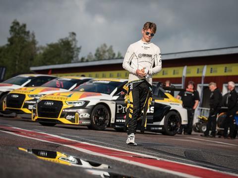 Hannes Morin förlänger med Brink Motorsport till STCC 2020