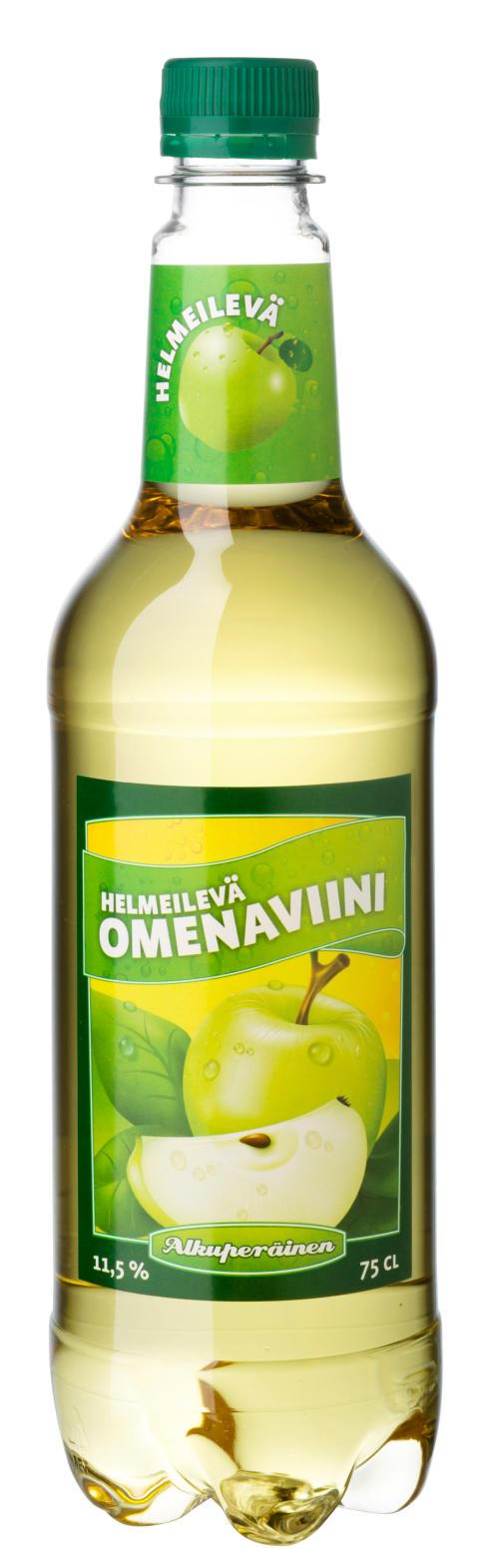 Marlin Helmeilevä Omenaviini