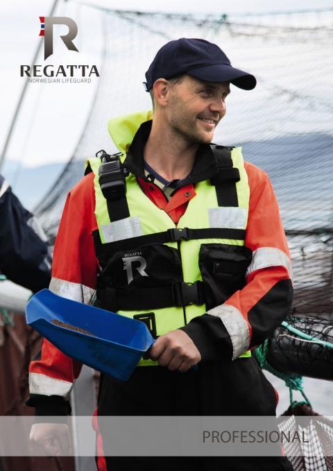 Regatta katalog 2015, professional