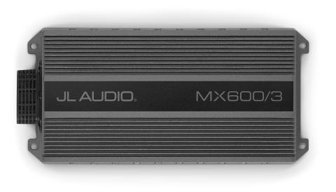 High res image - JL Audio Marine Europe - MX600/3