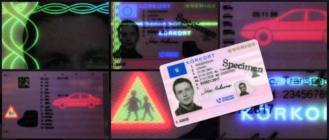 Nytt körkort med lite omtanke