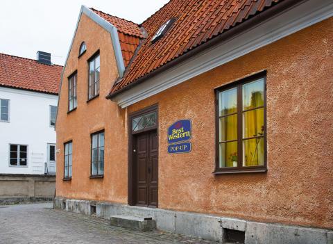 Best Western öppnar Sveriges första  pop up-hotell under Almedalsveckan