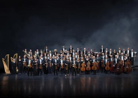 Danskompaniet, orkestern och kören åker på varsin turné – norrut, söderut och österut