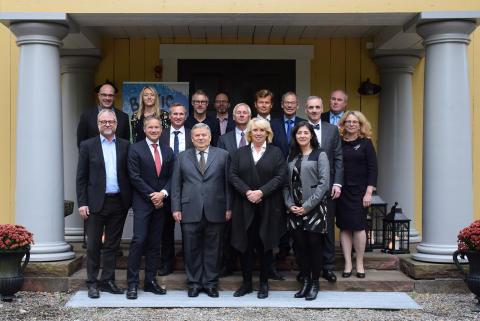 Uppstartsmöte för Baltic Sea Future