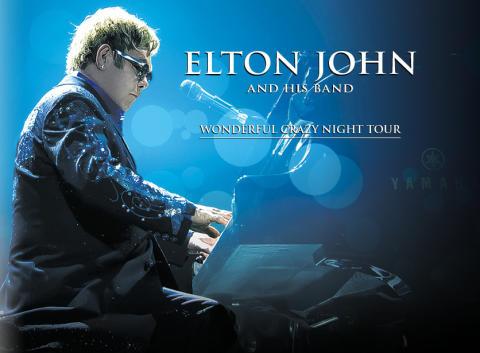 Nu släpps fler biljetter till Elton John i Saab Arena