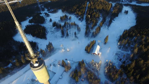 Oslo Vinterpark og Varingskollen åpner på fredag!