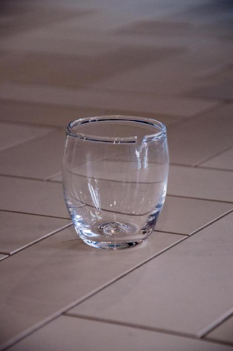 Glas av Anders Obel