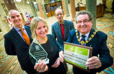 Rochdale Borough Design Award