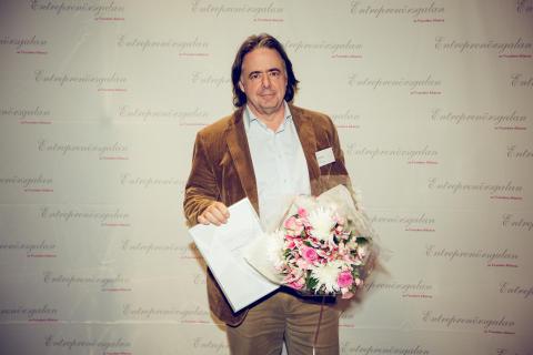 Bengt Nilsson utsedd till Årets Förebildsentreprenör av Founders Alliance