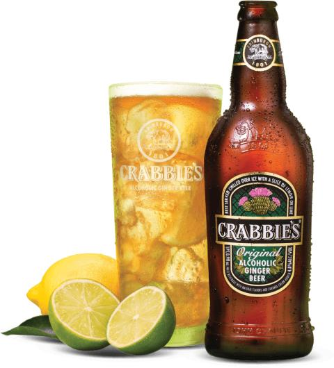 Crabbies Ginger Beer vald till bästa Ginger Beer i Grocer Drink Awards!