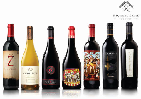"Michael David Winery utsedd till ""Winery of the year"""