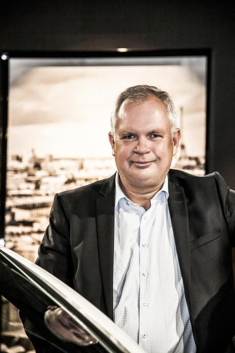 Johan Olsson, Företags- och Märkeschef Hedin Bil koncernen