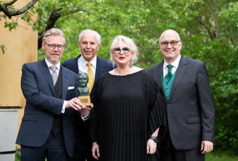 Jussi Björling-stipendiet 2019