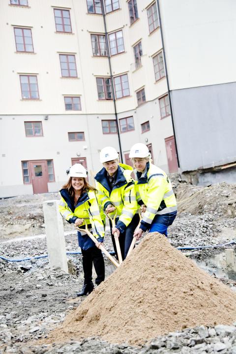 Familjebostäder bygger modernt landshövdingehus, granne med Liseberg