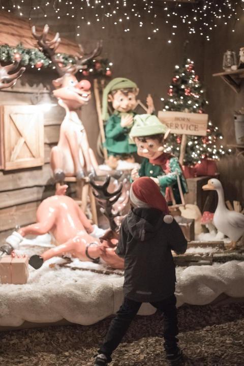Jul i Friheden