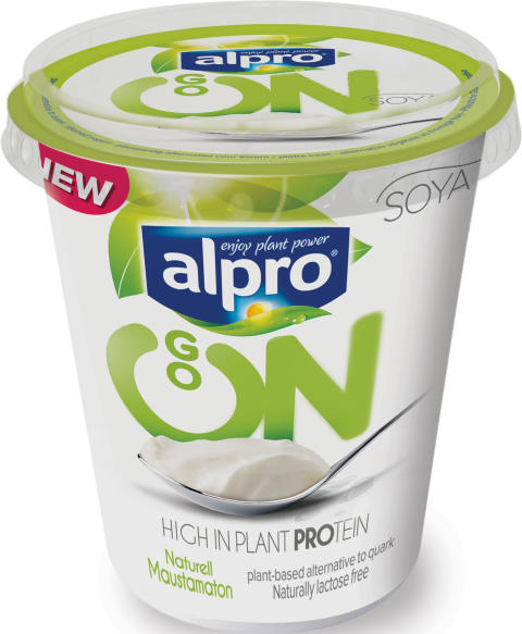 Alpro Go on plain 400 g