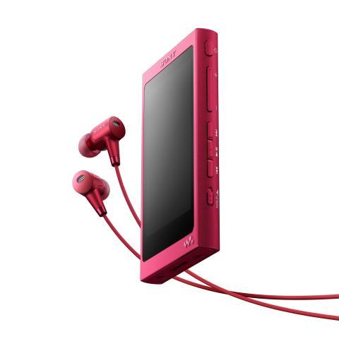 CES SONY | Nouveau Walkman NW-A35 :  l'alliance du son Hi-Res Audio et du design