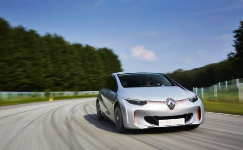 100 kilometer på en liter benzin - Renault viser fremtidens bil