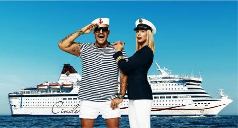Stil i sikte – Viking Line presenterar nytt program på TV3
