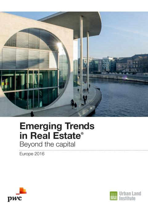 Emerging Trends in Real Estate 2016