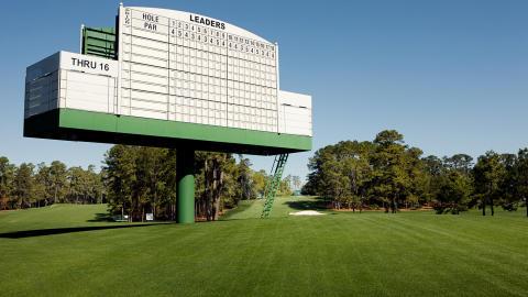 Alle Viasats golfkunder får se The Masters på TV