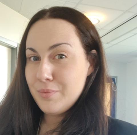 Lisa White släpper sin andra bok på Bokmässan