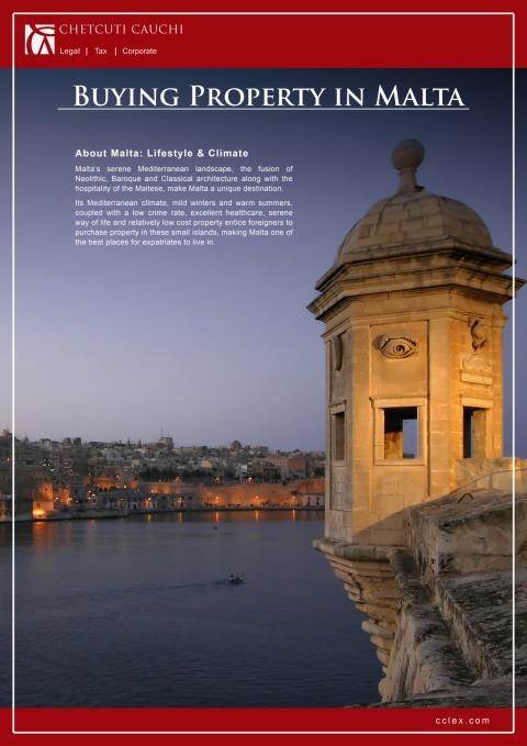 Buying Property in Malta
