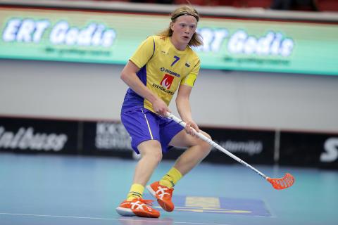Här är U19-herrlandslagets trupp till Finnkampen