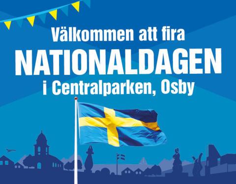Nationaldagsfirande i Centralparken