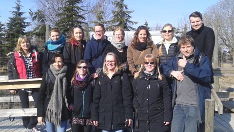 Skiljeboskolan deltar i ett EU-finansierat projekt