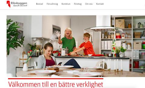 Riksbyggen till final i reklamtävlingen Columbi Ägg