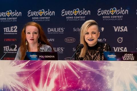 Visa Европа въведе лимитирана серия безконтактни гривни на конкурса Евровизия